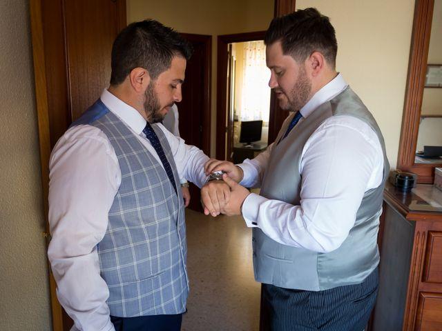 La boda de Carlos y Elena en Gerena, Sevilla 18