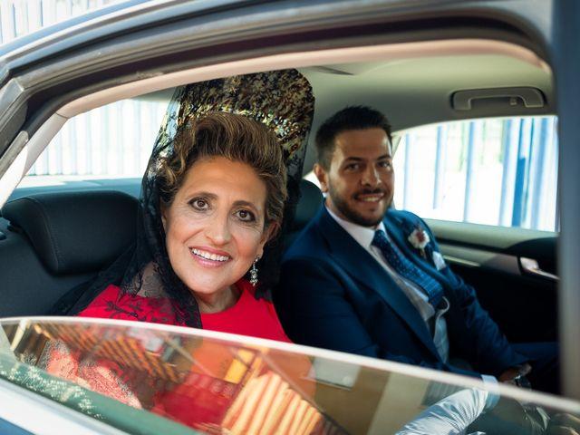 La boda de Carlos y Elena en Gerena, Sevilla 22
