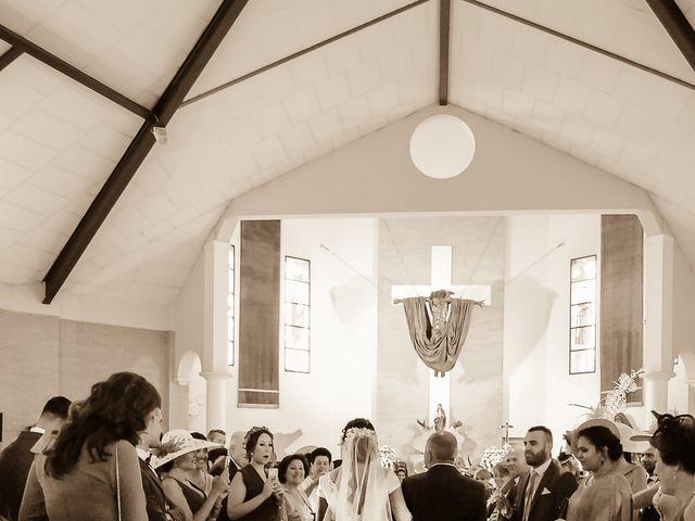 La boda de Carlos y Elena en Gerena, Sevilla 25