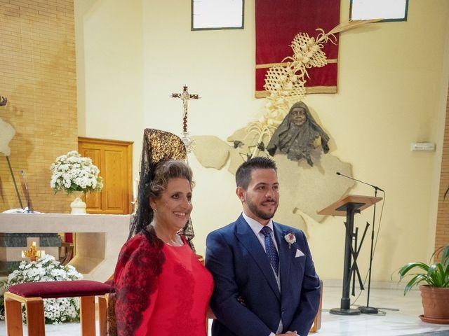 La boda de Carlos y Elena en Gerena, Sevilla 26