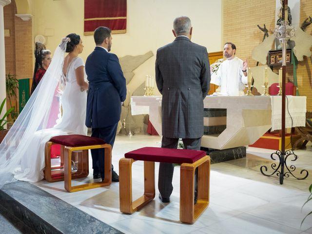 La boda de Carlos y Elena en Gerena, Sevilla 29