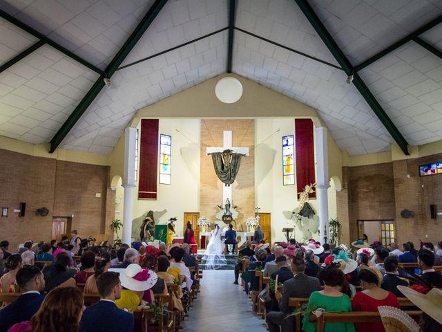 La boda de Carlos y Elena en Gerena, Sevilla 30