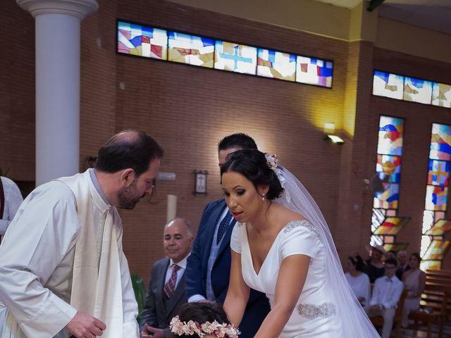 La boda de Carlos y Elena en Gerena, Sevilla 35