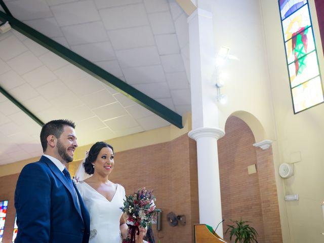 La boda de Carlos y Elena en Gerena, Sevilla 39