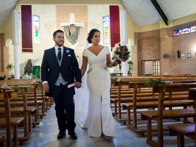La boda de Carlos y Elena en Gerena, Sevilla 43