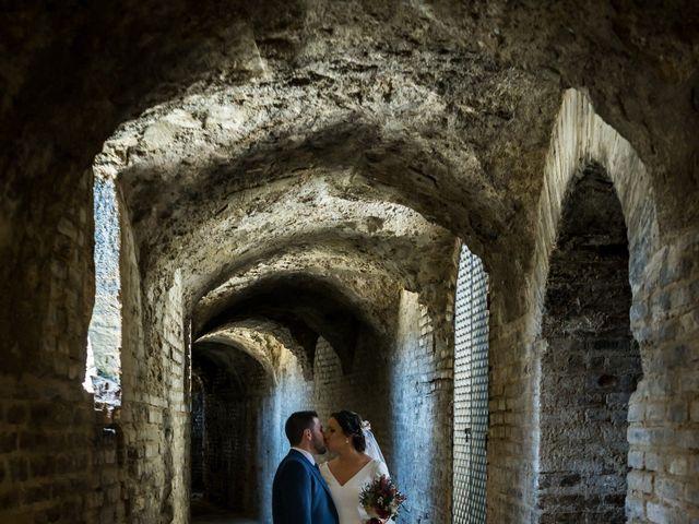 La boda de Carlos y Elena en Gerena, Sevilla 50