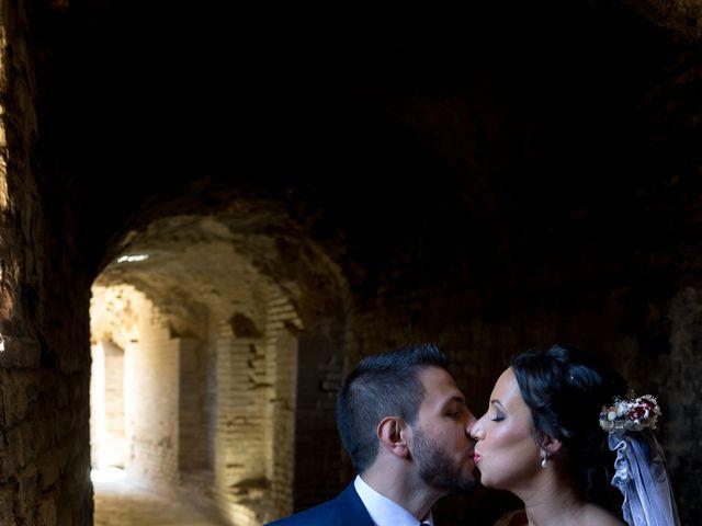 La boda de Carlos y Elena en Gerena, Sevilla 51