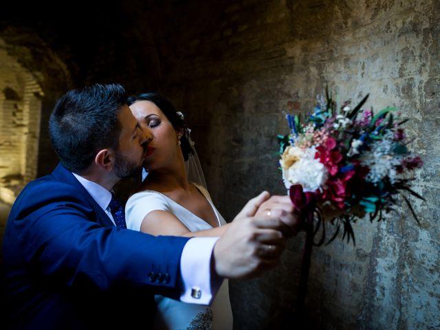 La boda de Carlos y Elena en Gerena, Sevilla 2