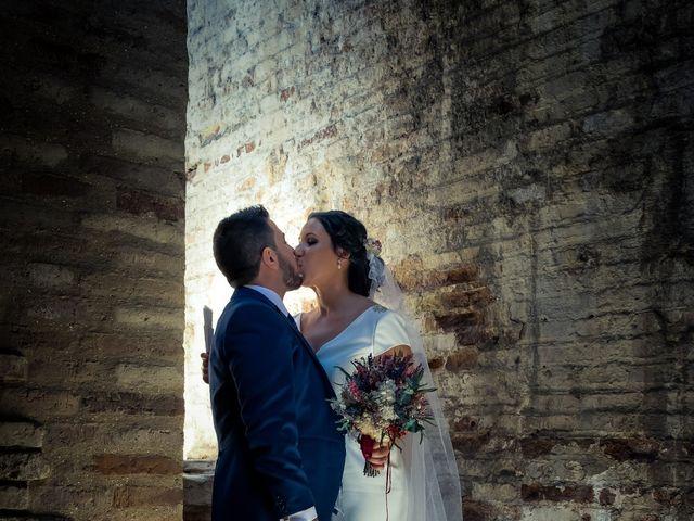 La boda de Carlos y Elena en Gerena, Sevilla 53