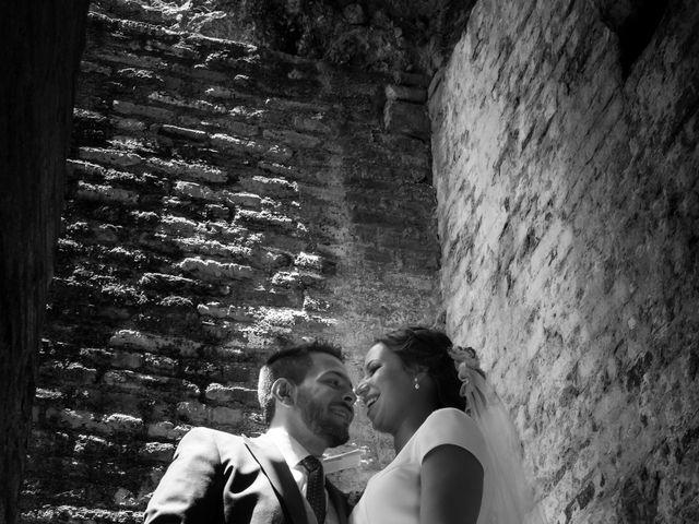 La boda de Carlos y Elena en Gerena, Sevilla 55