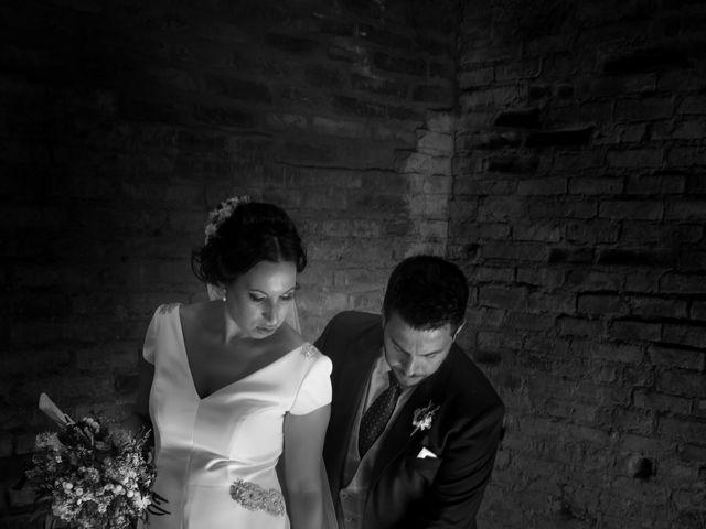 La boda de Carlos y Elena en Gerena, Sevilla 56
