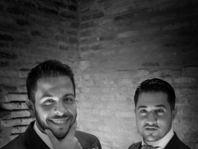 La boda de Carlos y Elena en Gerena, Sevilla 57