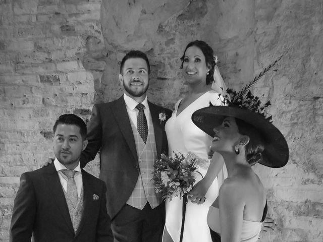 La boda de Carlos y Elena en Gerena, Sevilla 58