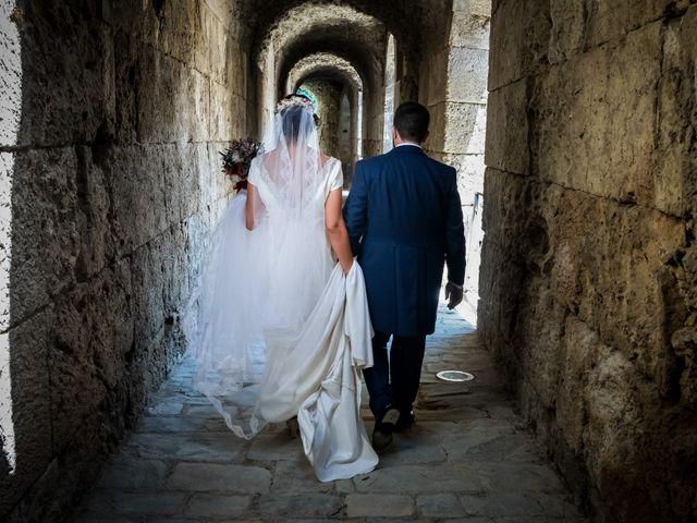 La boda de Carlos y Elena en Gerena, Sevilla 60