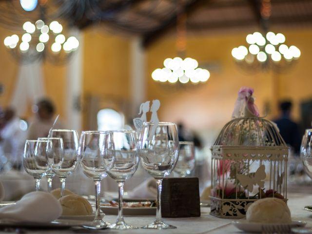 La boda de Carlos y Elena en Gerena, Sevilla 74