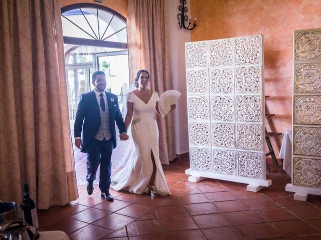 La boda de Carlos y Elena en Gerena, Sevilla 79