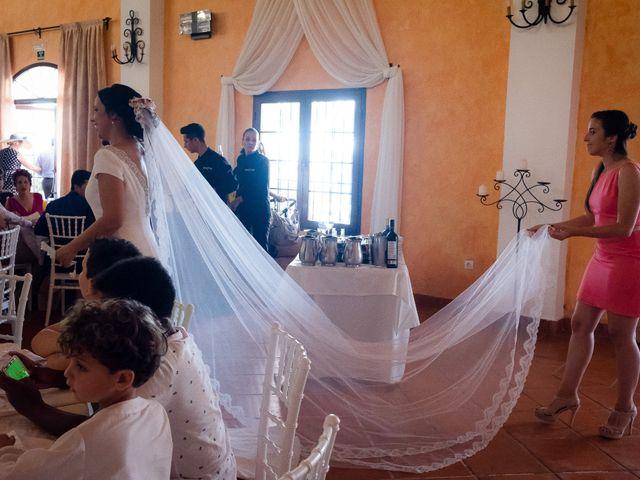 La boda de Carlos y Elena en Gerena, Sevilla 80