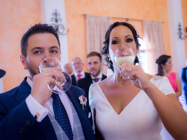 La boda de Carlos y Elena en Gerena, Sevilla 82