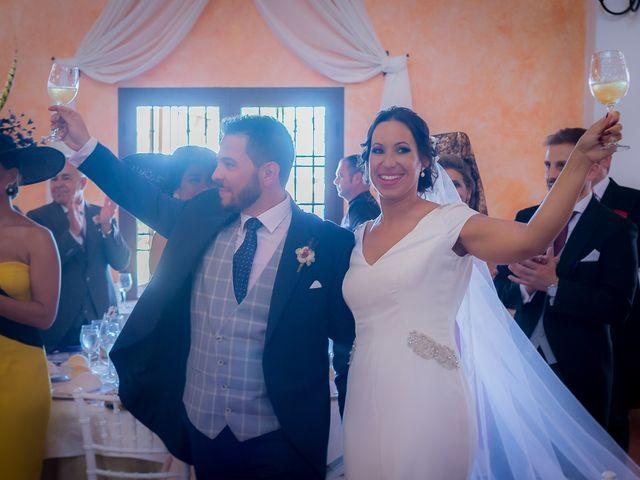 La boda de Carlos y Elena en Gerena, Sevilla 83