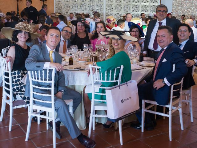 La boda de Carlos y Elena en Gerena, Sevilla 84