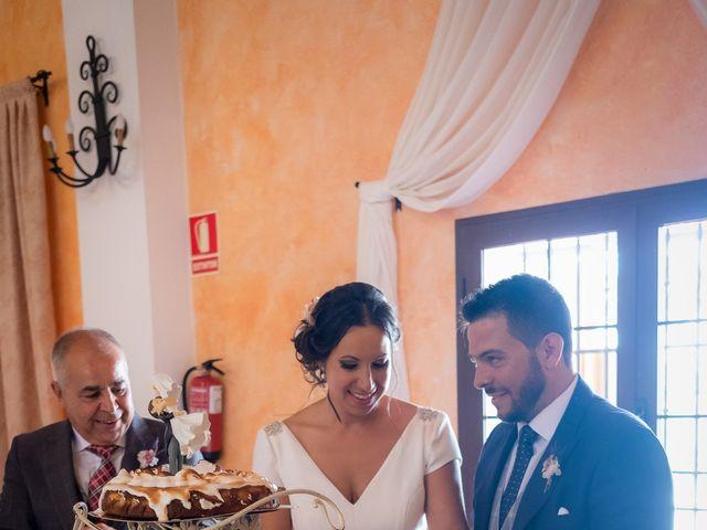 La boda de Carlos y Elena en Gerena, Sevilla 87