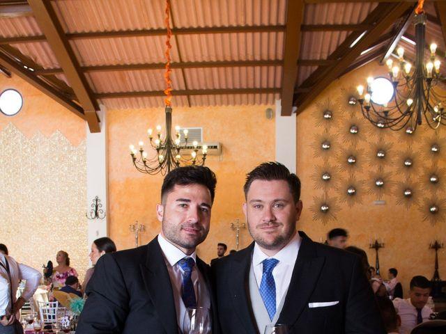 La boda de Carlos y Elena en Gerena, Sevilla 89