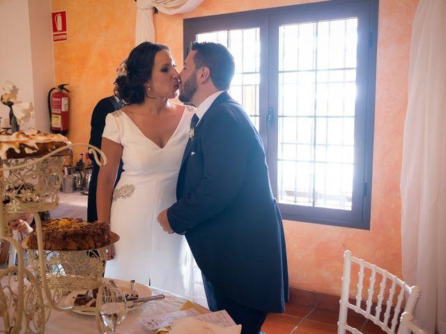 La boda de Carlos y Elena en Gerena, Sevilla 90