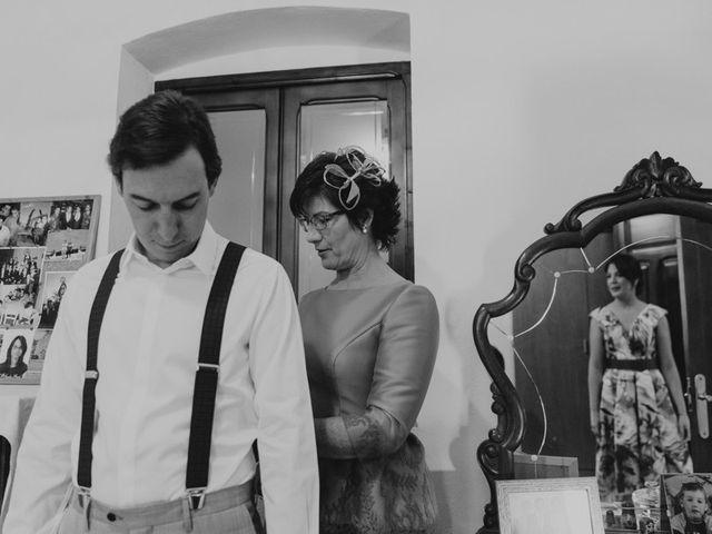 La boda de Manuel y María en Trujillo, Cáceres 1
