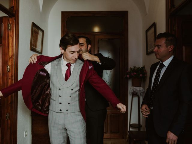 La boda de Manuel y María en Trujillo, Cáceres 6
