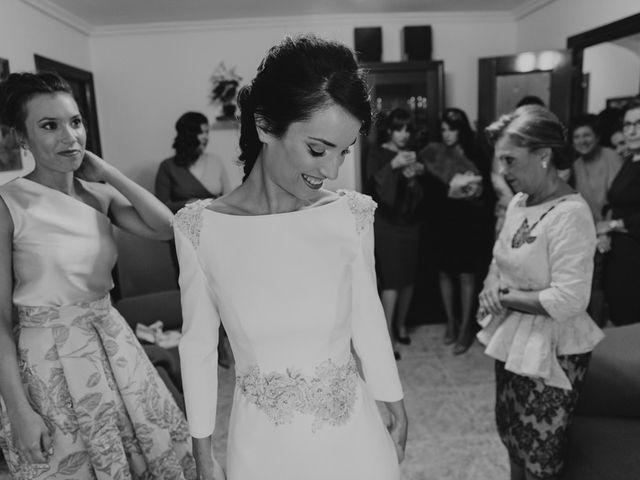 La boda de Manuel y María en Trujillo, Cáceres 8