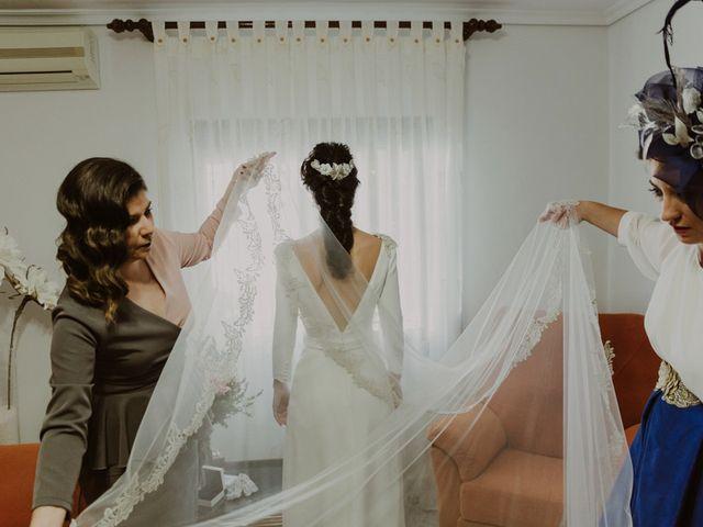 La boda de Manuel y María en Trujillo, Cáceres 11