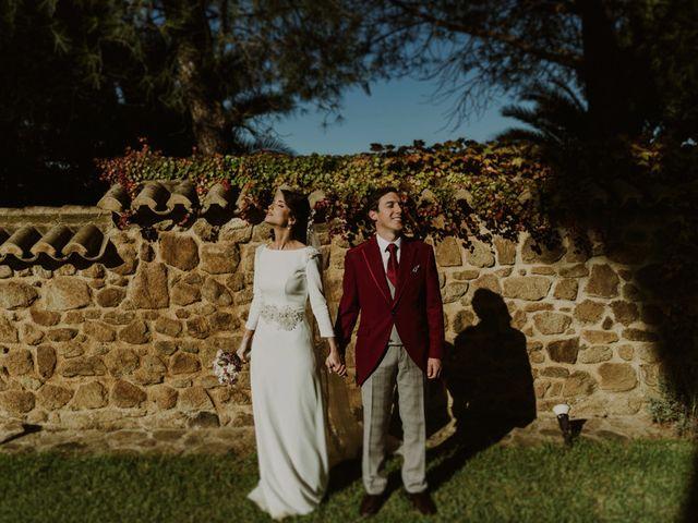 La boda de Manuel y María en Trujillo, Cáceres 22