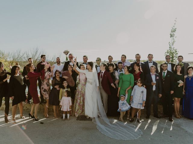 La boda de Manuel y María en Trujillo, Cáceres 25