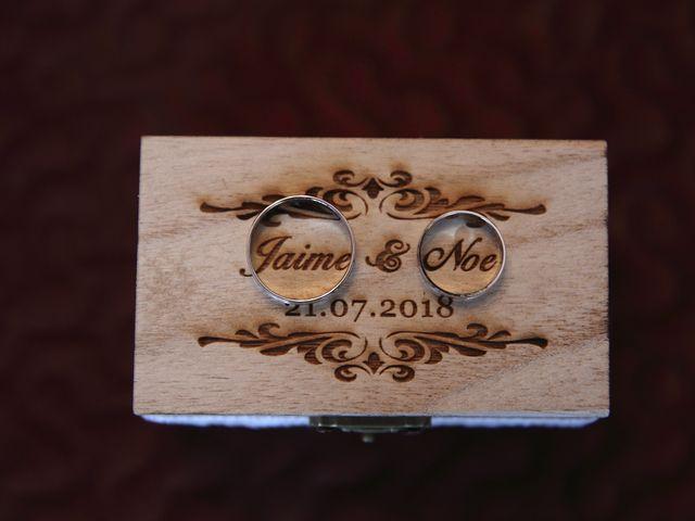 La boda de Jaime y Noelia en Logroño, La Rioja 7