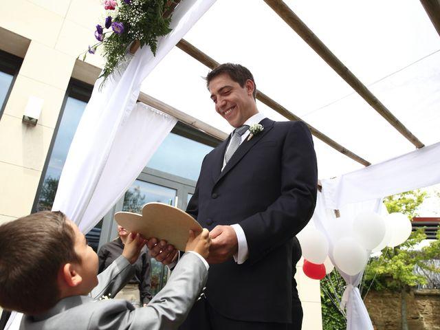 La boda de Jaime y Noelia en Logroño, La Rioja 17