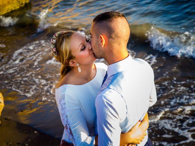 La boda de Alicia y Ángel