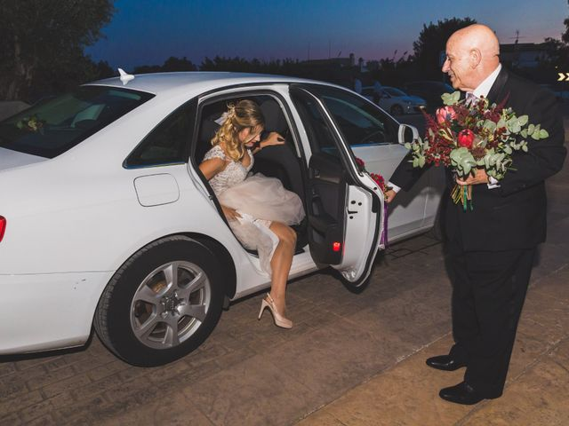 La boda de Igor y Lydia en Alacant/alicante, Alicante 25