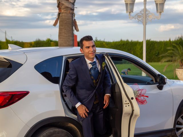 La boda de Rafa y Estefania en Palma Del Rio, Córdoba 10