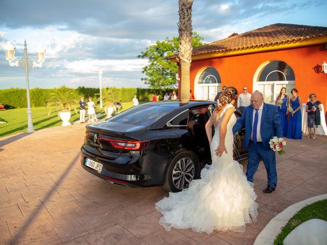 La boda de Rafa y Estefania en Palma Del Rio, Córdoba 11
