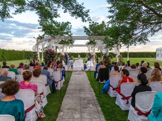 La boda de Rafa y Estefania en Palma Del Rio, Córdoba 15