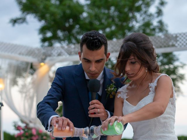 La boda de Rafa y Estefania en Palma Del Rio, Córdoba 16