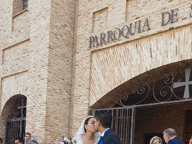 La boda de Jose y Sara en Toledo, Toledo 4