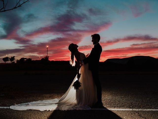La boda de Sonia y Alexis