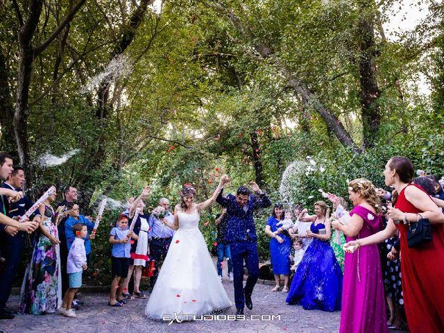 La boda de María y Carlos y María en Plasencia, Cáceres 1