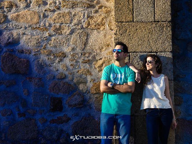 La boda de María y Carlos y María en Plasencia, Cáceres 2