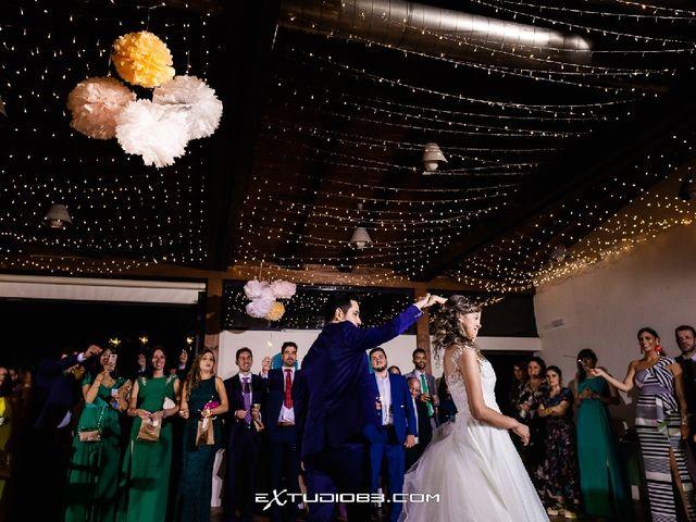 La boda de María y Carlos y María en Plasencia, Cáceres 7