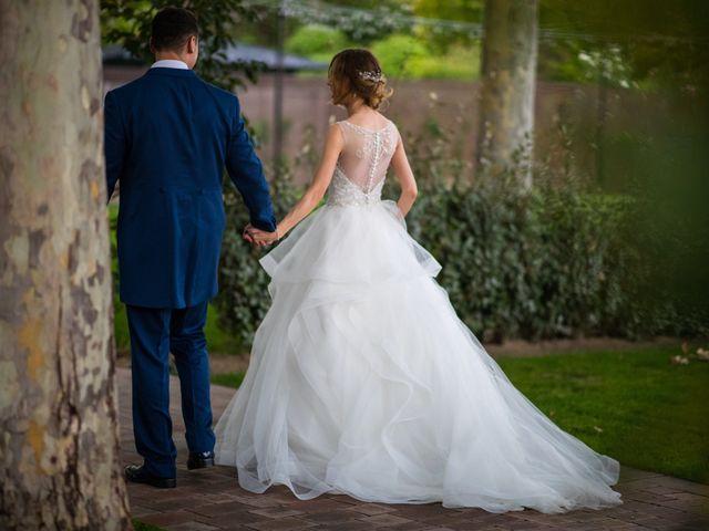 La boda de David y Verónica  en Madrid, Madrid 16