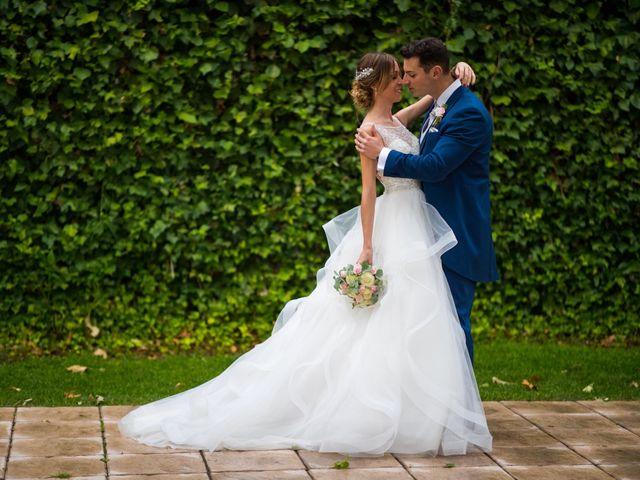 La boda de David y Verónica  en Madrid, Madrid 20