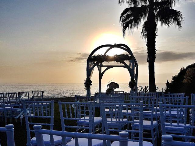 La boda de Hansely y Rubén en Motril, Granada 2