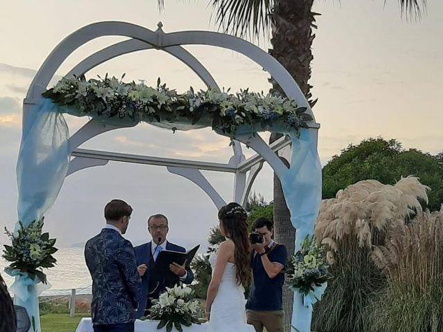 La boda de Hansely y Rubén en Motril, Granada 4
